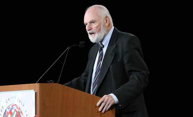 Keynote Speaker at the World Congress on Probation